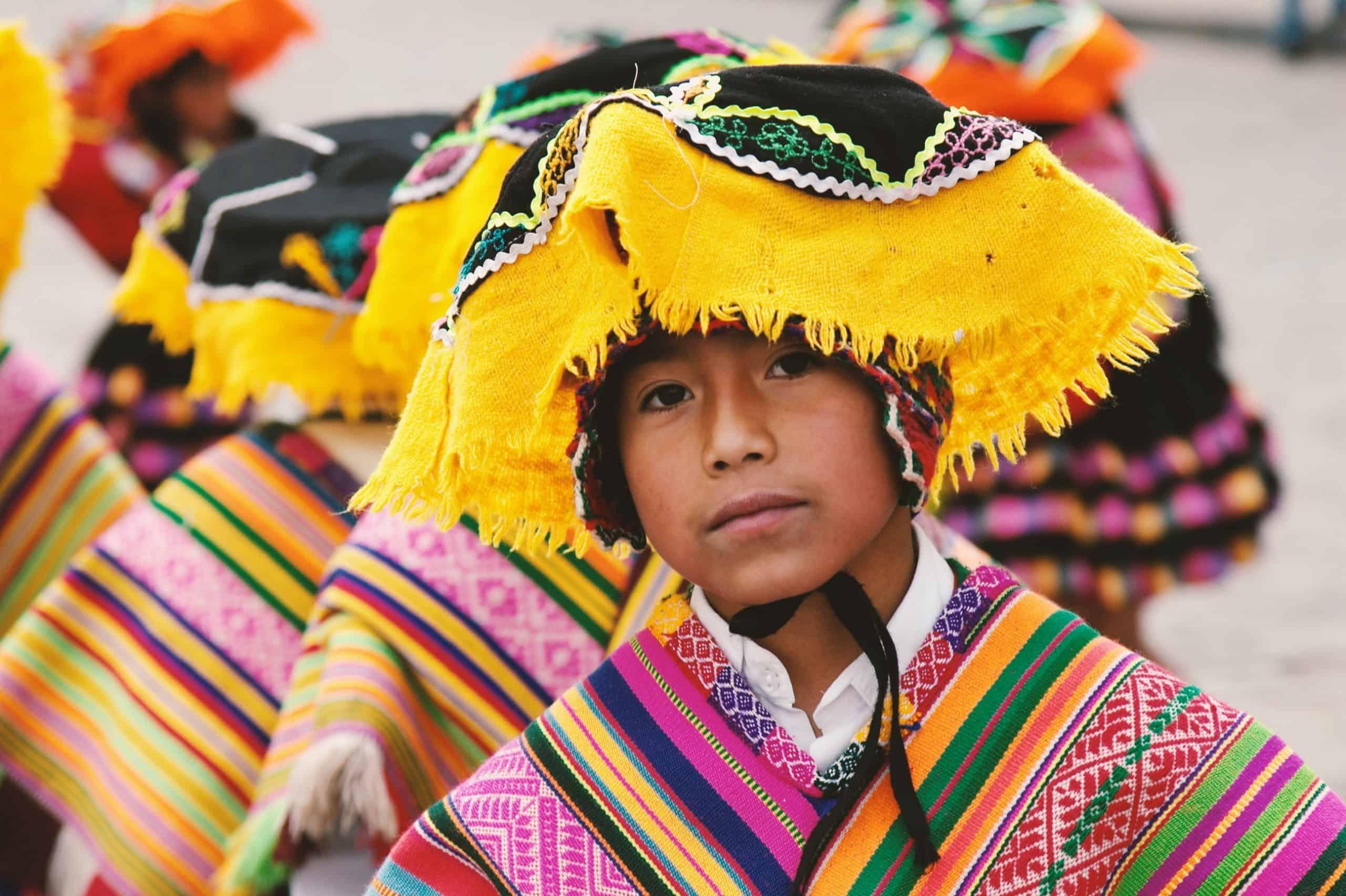 support indigenous communities