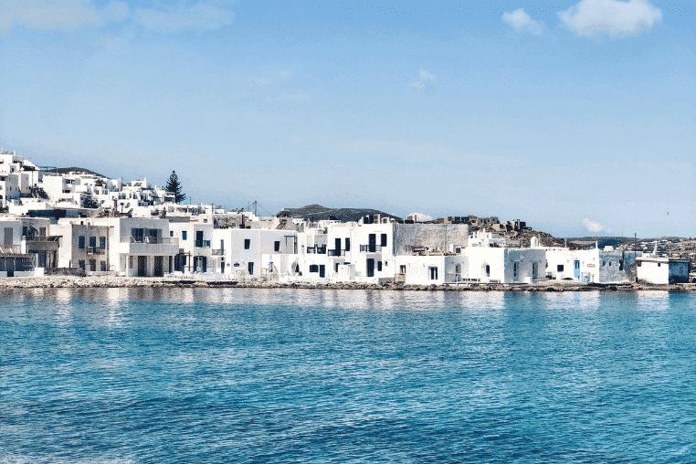 Paros Island, Greece