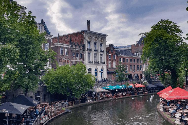 off the beaten path, Utrecht