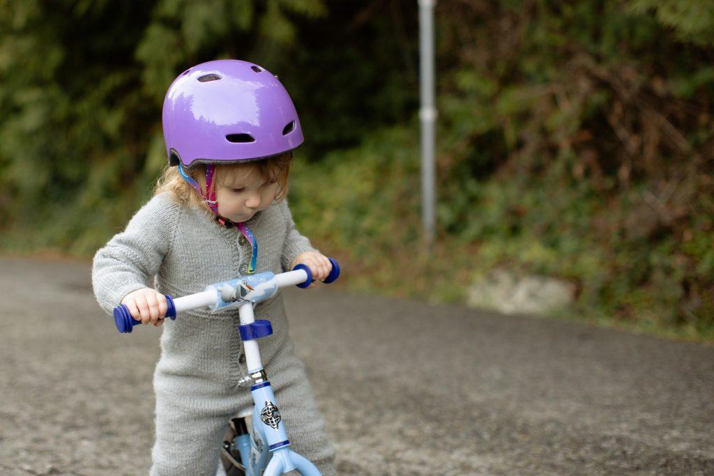 walk, bike, or board