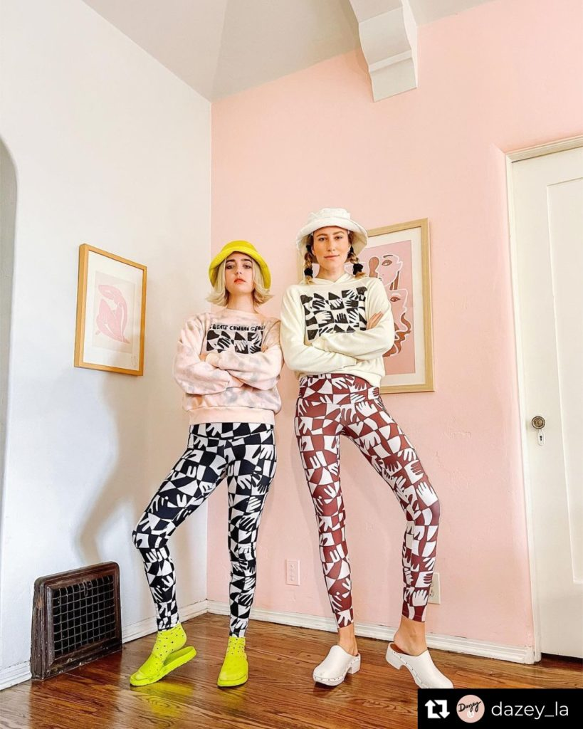 Dazey LA sustainable clothing