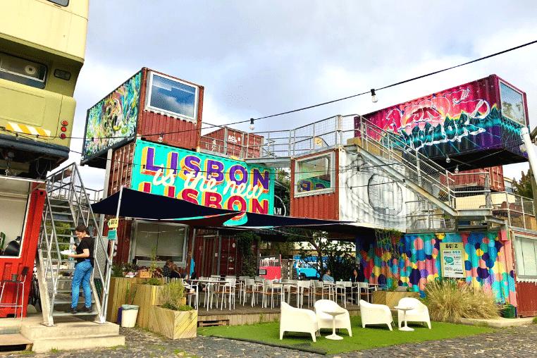LX factory, Lisbon