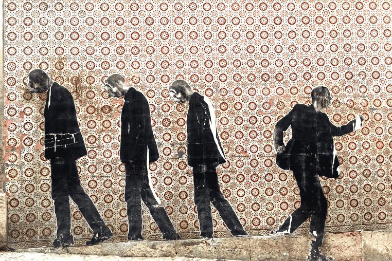 street art, Lisbon