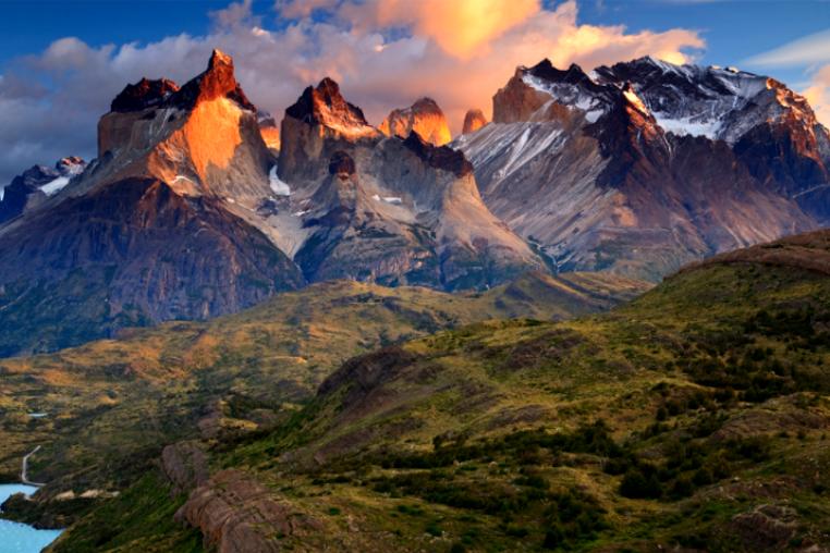 Torres Del Paine with G Adventures