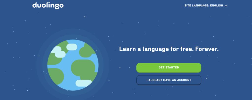 language learning tool
