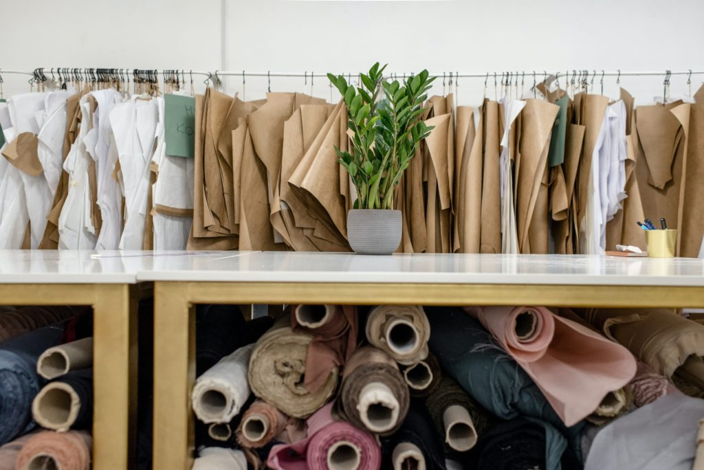 sustainable fabrics and textiles