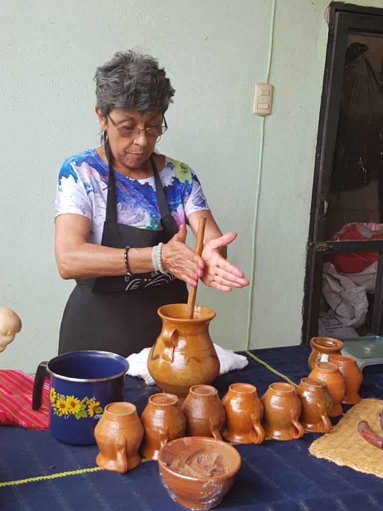May world pottery making