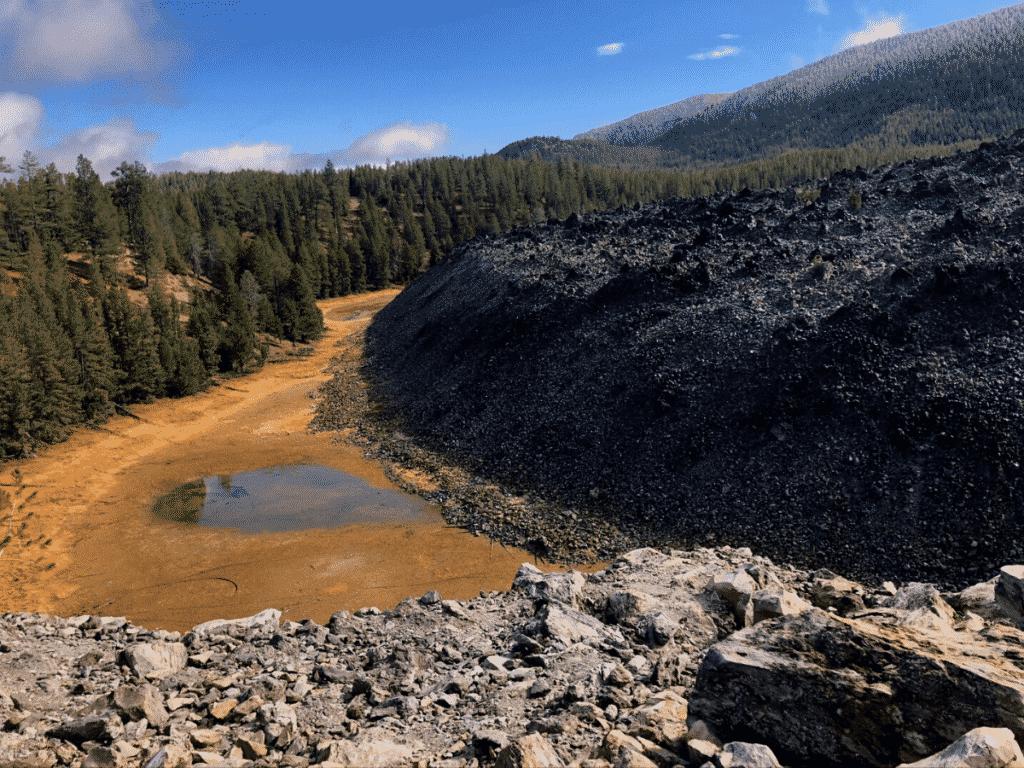 Newberry Volcano Area