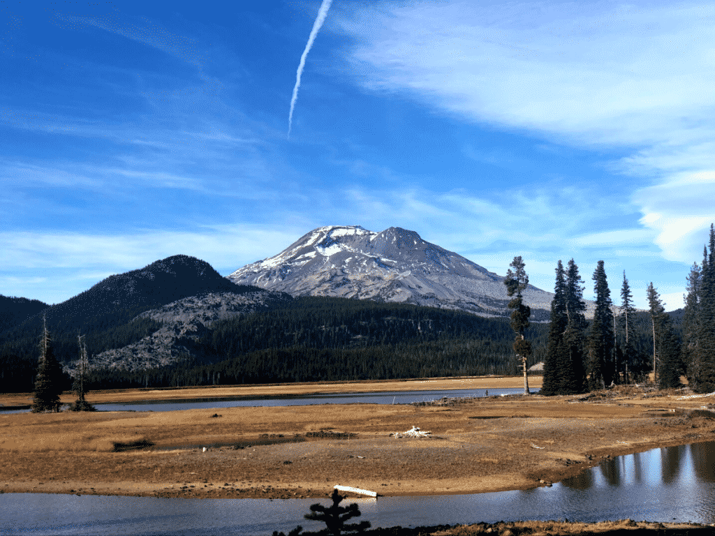 South Sister, Cascade Scenic Highway