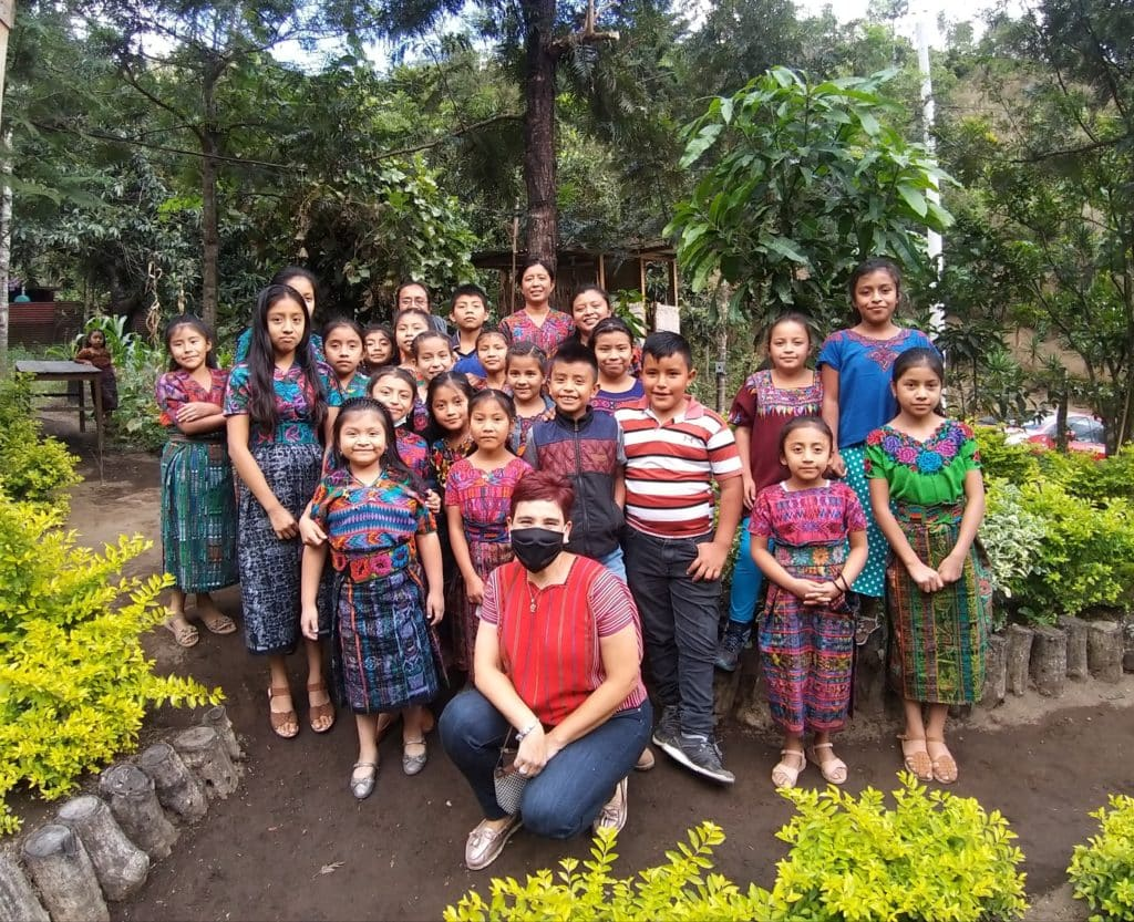 Chok'ojol Juyu, Guatemala Weaving School