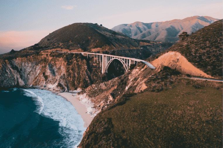 pacific coast highway stops: Big Sur