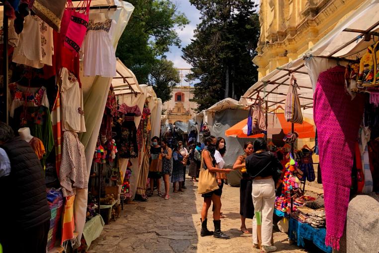markets, San Cristobal shopping