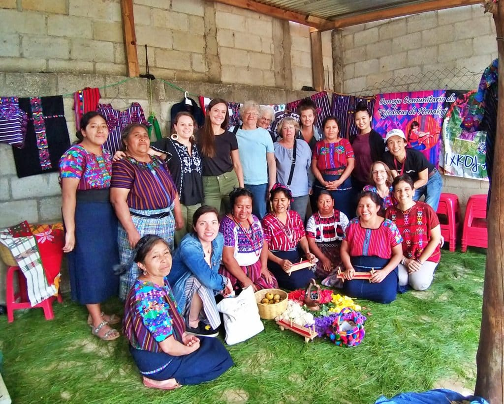 Santo Domingo Xenacoj Textile Experience