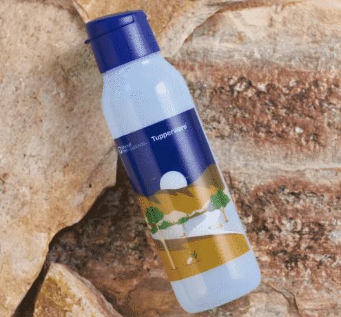 Great reusable water bottle for outdoor adventure