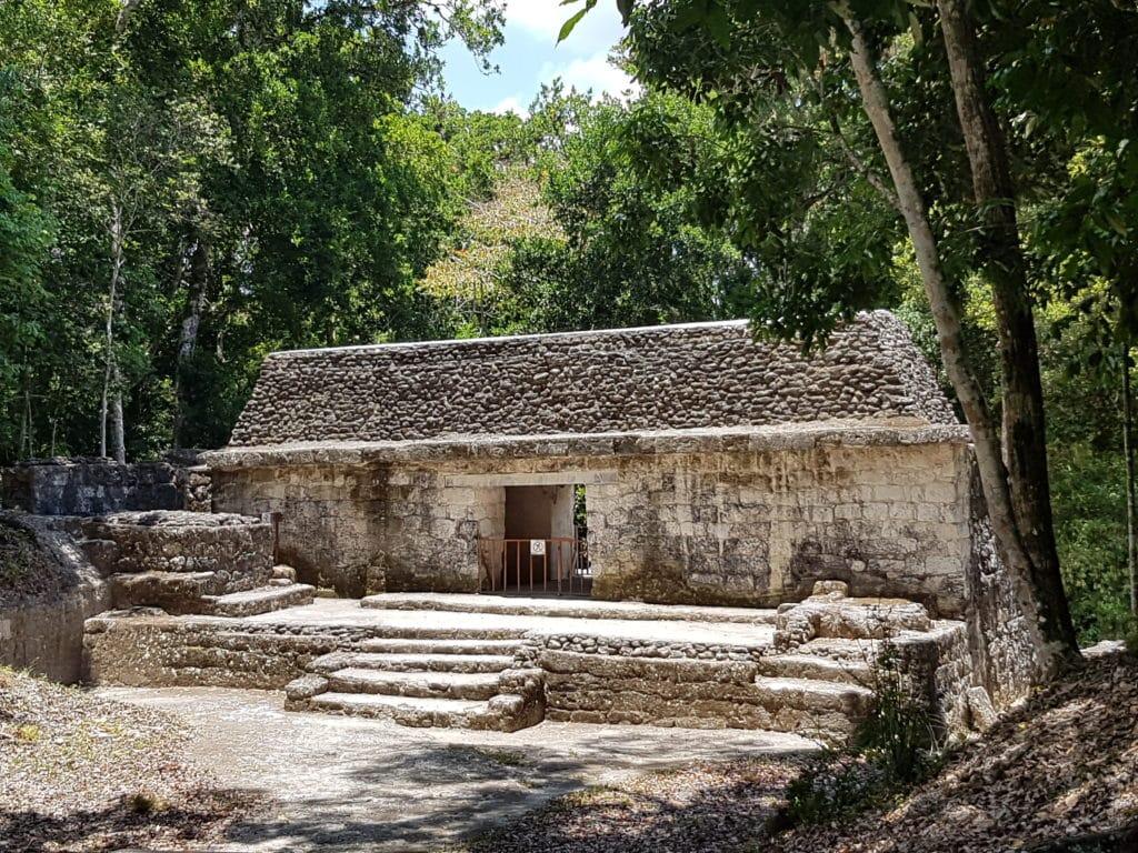 Yaxhá Ruins