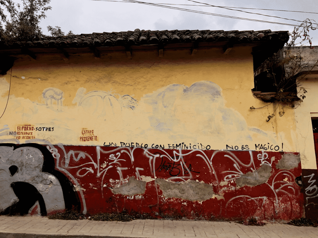 Femicide, San Cristobal, Mexico