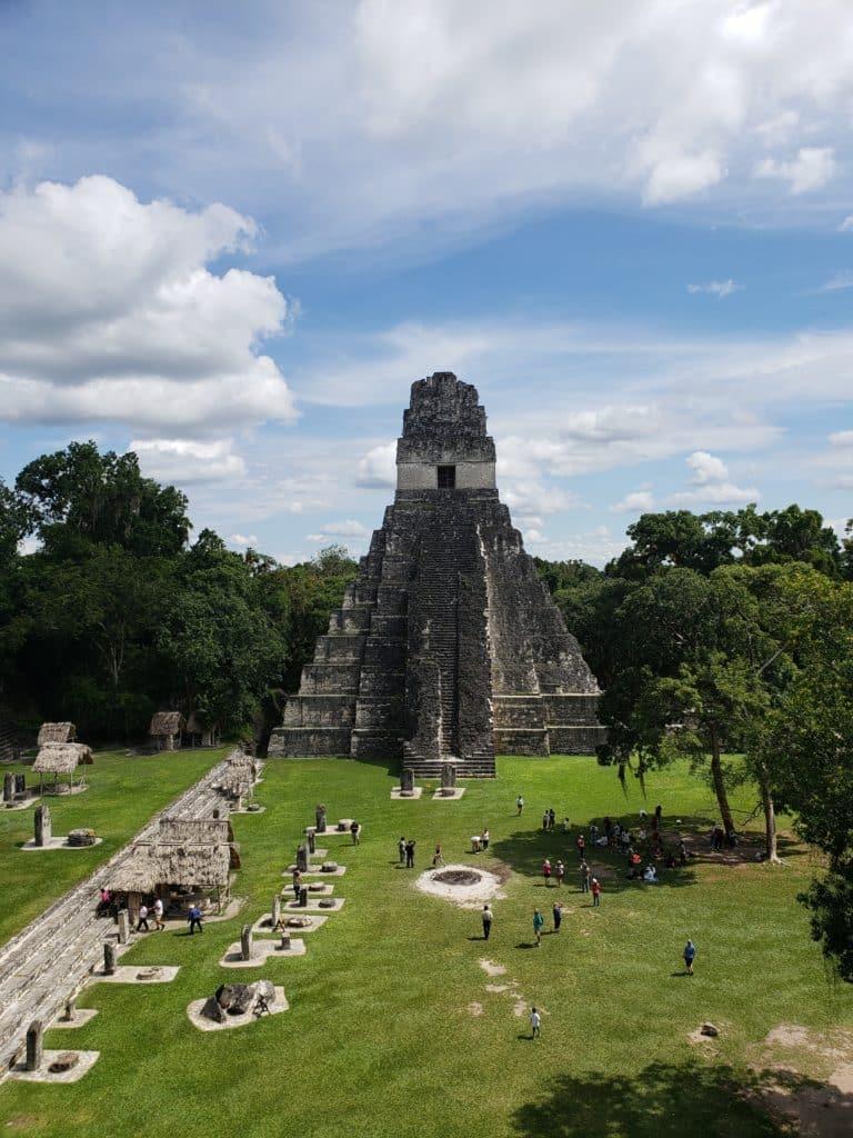 Tikal, Maya Ruins
