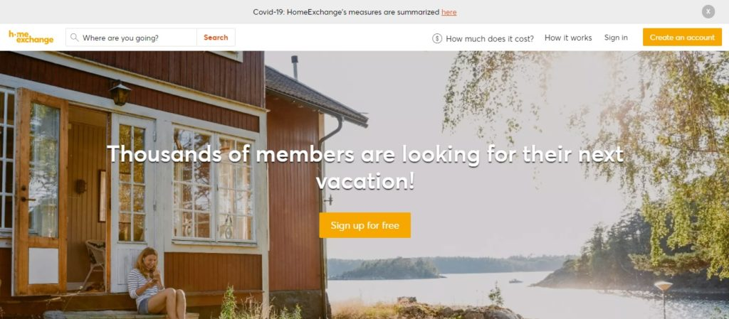 This is one of the Best Airbnb Alternatives to connect with locals
