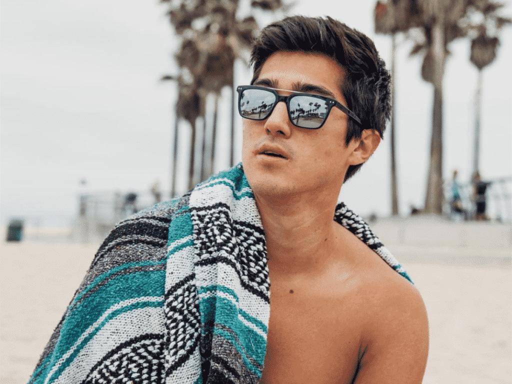 Proof sustainable sunglasses