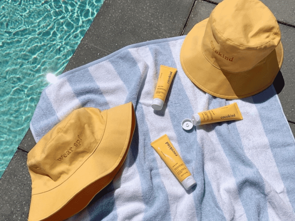 Cocokind sustainable sunscreen