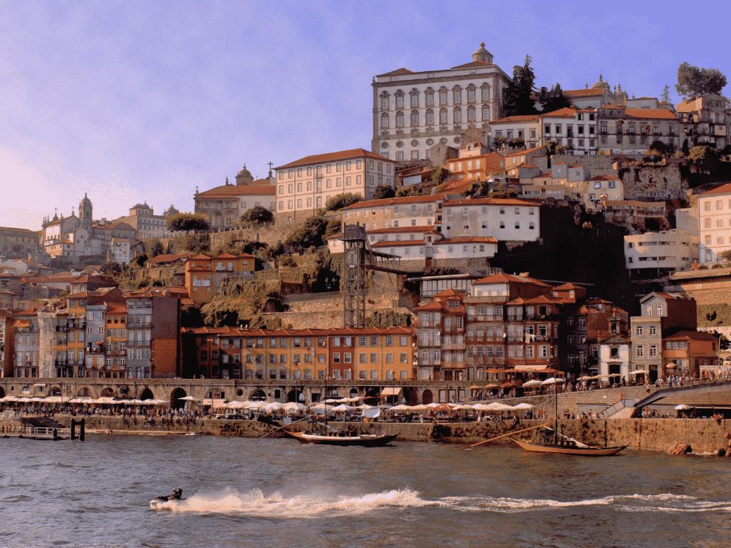 Porto, Portugal Cais de Ribera