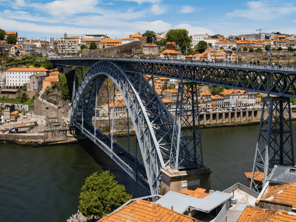 things to do in Porto, Portugal, Dom Luis