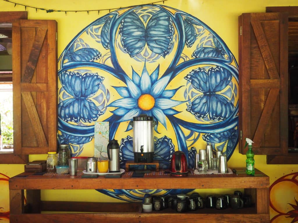 Rancho Mastatal is an eco lodge, working permaculture farm, and eco educational centre in Central Costa Rica