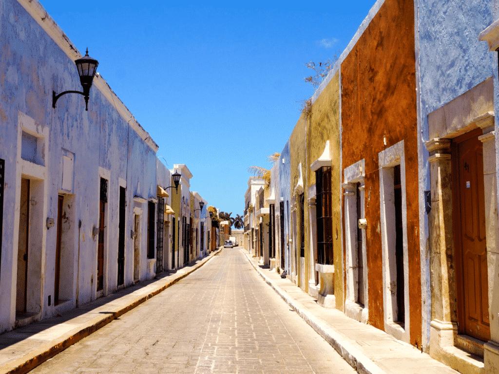 Campeche city, Mexico