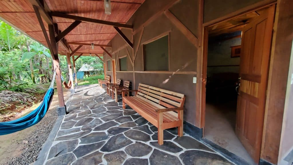 Rancho Mastatal is an eco lodge and permaculture farm in Costa Rica